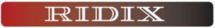 LogoRIDIX