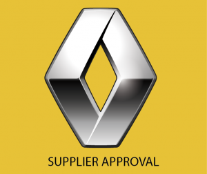 RENAULT SUPPLIER APPROVAL