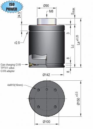 TPSP 9500