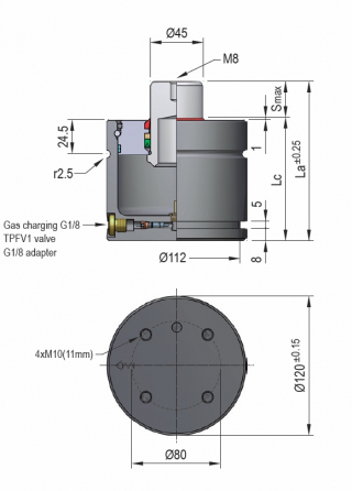 TPB 2800