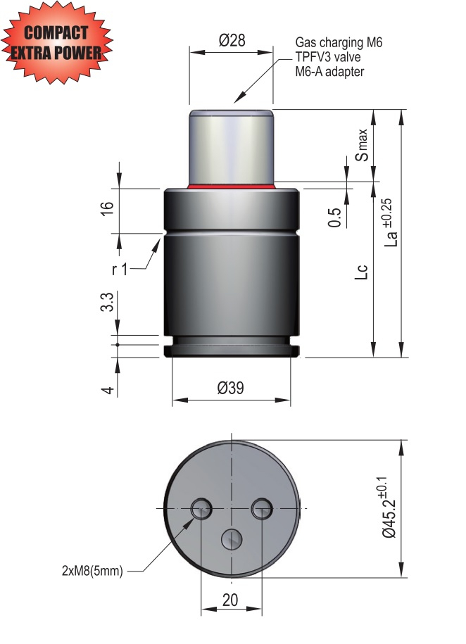 TITAN 45