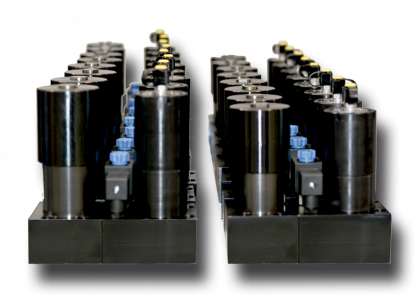 High speed Stop-cylinders