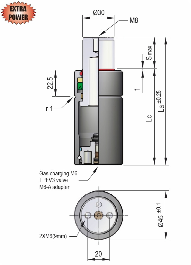 TPH 1250