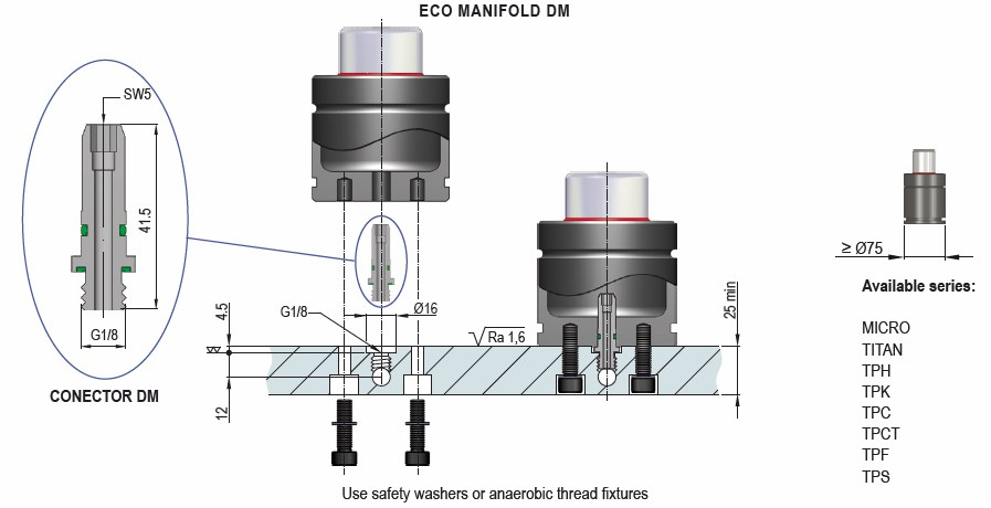 Eco Manifold DM